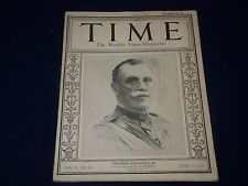 1925 JUNE 15 TIME MAGAZINE - VITTORIO EMANUELE III COVER - T 42