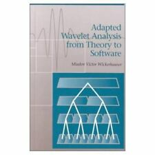 NEW - Adapted Wavelet Analysis: From Theory to Software