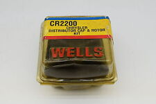 Wells Distributor Cap & Rotor Kit CR2200 Fits: 1966 - 1978 Dodge Charger