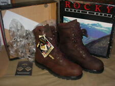 NEW ROCKY RANGER 9'' STEEL TOE GORE TEX THINSULATE BOOTS 6223 SZ 12 M