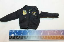 """1/6th 1/6 scale for 12"""" inch military Flight suits1:6 Blue angels pilot jacket"""