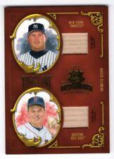 Carte collezionabili baseball singoli Boston Red Sox