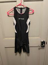 Orca Women's Triathlons Core Race Suit Black Excellent preowned condition