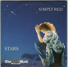 SIMPLY RED: STARS: UK PROMO CD (2008) FULL 1991 ALBUM: THRILL ME, WONDERLAND ETC