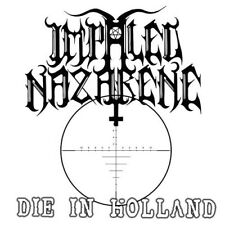 "IMPALED NAZARENE - Die In Holland  7"" EP"