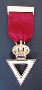 RSM - Royal & Select Masters members breast jewel fantastic quality - new