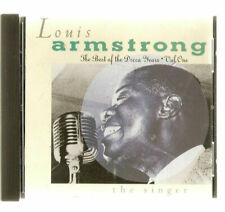 BEST OF DECCA YEARS 1 BY ARMSTRONG LOUIS CD NEW SEALED
