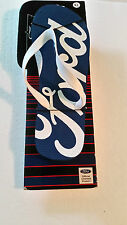 FORD  RUBBER THONGS FORD size small