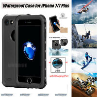 Waterproof Redpepper Genuine Shockproof Durable Case Cover For iPhone 8 7 8 Plus