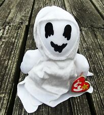 Sheets Ghost Country Primitive Ty Beanie Baby Vtg Halloween Decor Soft Plush Toy