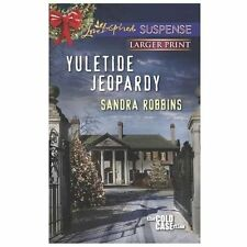Yuletide Jeopardy Love Inspired LP SuspenseThe Cold Case Files