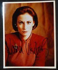 Nana Visitor (Kira) Star Trek Deep Space 9 Autograph