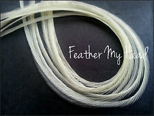 10 Pc Feather Hair Extensions PICK YOUR COLORS Premium X-Long SALE