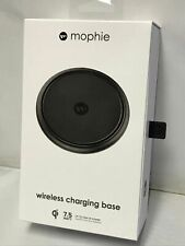 MOPHIE wireless charging base 7.5W Qi Charger for iPhone Xs/X/8/ Galaxy EU Plug
