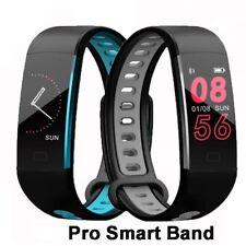 Montre Connectée Noir/gris clair - Smartwatch Bracelet Bluetooth Android Apple