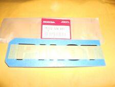 Honda Pilot Trunk Tailgate Emblem - 75722-SZA-A01