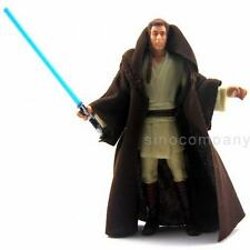 STAR WARS 1999 Episode 1 Obi-wan Kenobi Jedi duel phantom Aciton Figure  Toy