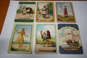 Swap Cards -  Coles Named Country Activities
