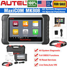 Autel MK808 Car OBD2 Diagnostic Scanner Key Coding 7inch LCD Touch Screen Tablet