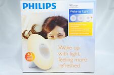 Philips HF3506 Wake-Up Light Silver EXCELLENT W/O AC ADAPTER (H-41)