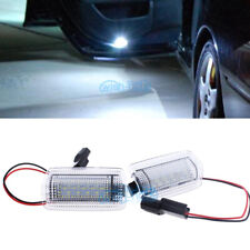2x White LED Door Welcome Courtesy Lights for Lexus 2007-2018 IS250/ES350/RX350