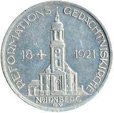 More details for germany / commemorative medal / 1921 / reformations gedachtniskirche  #wt3101