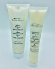 Mary Kay TimeWise Age-Fighting Moisturizer & 3 In 1 Cleanser-NEW DEMO TUBE SET 2