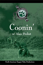 Coonin' with Alan Probst Raccoon Trapping (Dvd)