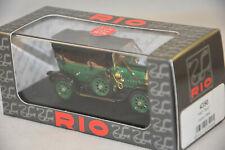 Rio fiat zero 4350 - 1914 green 1/43 farina