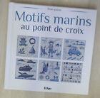 livre broderie : Motifs marins au point de croix / EDIGO Petits Points