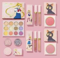 Sailor Moon x ColourPop Cosmetics Collection Full Set Bundle New And In Hand!