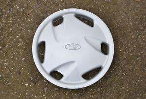 "1x new Ford 13"" Escort wheel trim hub cap 93AB-1130-AA 93AB1130AA"
