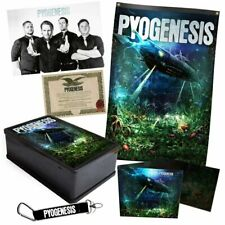 Pyogenesis - A Silent Soul Screams Loud (Lim.Boxset) CD NEU OVP