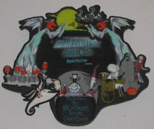 NEW Nightmare Before Christmas Haunted Mansion Magnetic Photo Picture Frame 2004