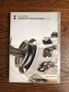 AutoCAD Inventor Professional 2014 Autodesk Software + Key
