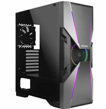 Antec Da601 Dark Avenger Gaming Case With Window E-atx Tempered Glass Argb1