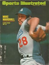 LOS ANGELES DODGERS MIKE MARSHALL 1974 SPORTS ILLUSTRATED CY YOUNG 2X ALL STAR