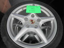 Porsche Wheels with tires 997 Winterset 1811