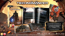 Technomancer PC DVD PL - NEW SEALED + ARTBOOK AND POSTER