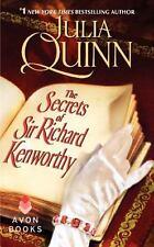 The Secrets of Sir Richard Kenworthy by Julia Quinn (2015) New!