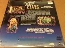 Woman Who Loved Elvis Laserdisc SEALED BRAND NEW