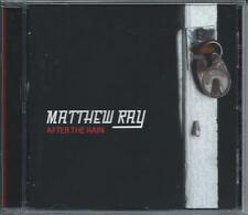 Matthew Ray - After The Rain (CD 2008) NEW