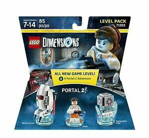 LEGO Dimensions Doctor Who Tardis K-9 Level Pack 71203 - Open Box - New