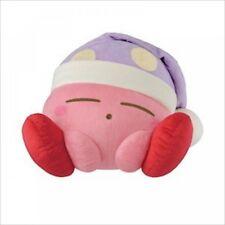 Kirby of the stars ichibankuji Twinkle Night Prize A sleeping Kirby plush JPN FS