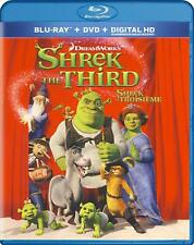 Shrek The Third (Blu-ray Bilingual)  Blu ray Only No DVD Or Digital Copy