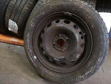 VAUXHALL CORSA C 00-06 STEEL WHEEL 4 STUD WITH EFFICIENT TYRE 7MM 175/65R14 82T