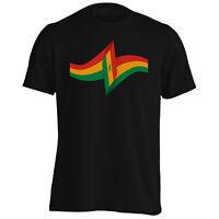 New Senegal Flag World Map Art Men's T-Shirt/Tank Top i651m
