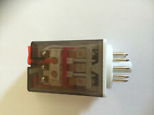 Hongfa Octal Type Plug-in Relay 3  Pole Change Over Contacts HF10FH -110A-3ZDT
