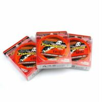 Nylon Fishing Line 100/150/200/300/500m Super Strong 100% Transparent Tackle