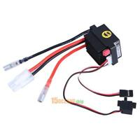 Double Way 320A Brush ESC Electric Speed Controller Governor for RC Car Boat